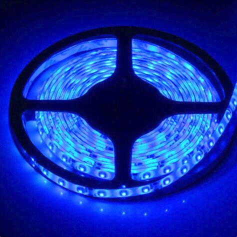 Led Multicolor Light Strips 0 5 5m Multicolor Rgb 3528 5050 Smd Waterproof Led Light 5v Power Ebay
