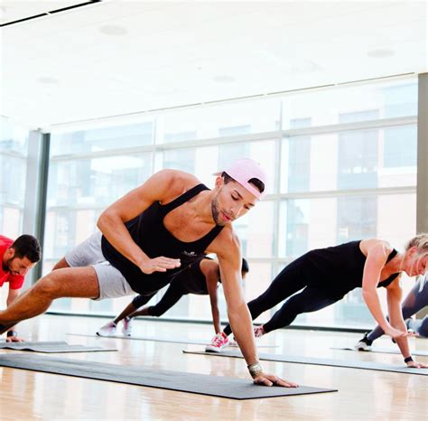 Rpac Fitness Classes by Barre Before Bells Be Fit With Brian