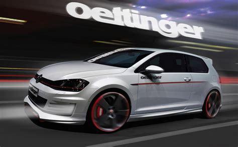 Volkswagen Golf Kit by Oettinger Tuning Kit For Golf Gti Mk7