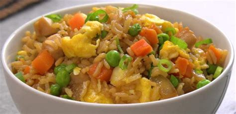 how to make fried rice at home