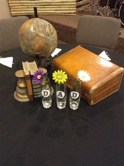 Father S Day Centerpiece Done It Pinterest S Day Centerpieces