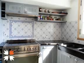 carrelage cuisine ancien carrelage motifs anciens cuisine