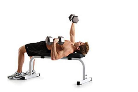 dumbbell alternating bench press dumbbell bench press better chest activation
