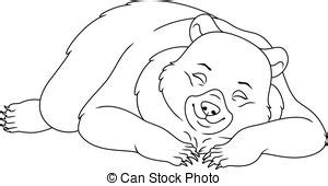 sleeping bear coloring pages to print sleeping bear coloring page murderthestout