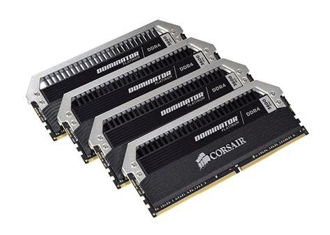 Memory Ram Ddr4 Corsair Dominator Platinum Rog Cmd16gx4m4b3200c16 4x 1 corsair dominator platinum ddr4 3600mhz 16gb 4 specifiche tecniche e spd recensione