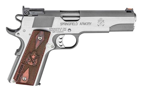 Springfield 1911 Range Officer Review by Springfield Armory 1911 Lightweight Range Officer Chion