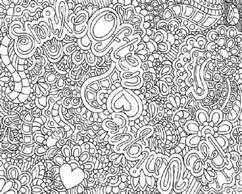 coloring pages hard patterns free coloring pages of difficult patterns