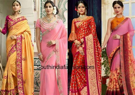 10 Best Places To Buy Sarees Online USA, UK, Australia etc.