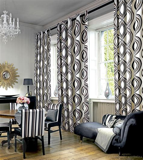 Brown And Gray Curtains Designs Luxury Window Treatments Interior Design Explained