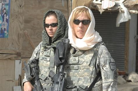 a woman's touch afghanistan stripes