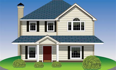 creating a home premium tutorial creating a home facade illustrator