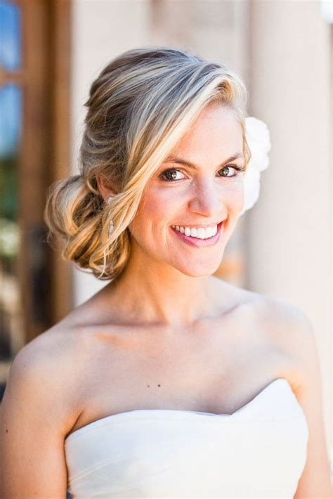 Wedding Hairstyles To The Side Bun by Side Bun Hairstyles For Wedding 2017 Trends