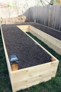raised garden beds learn how to build a u shaped raised garden bed home