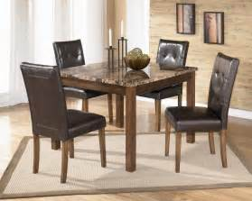theo square table dinette set by ashley signature design
