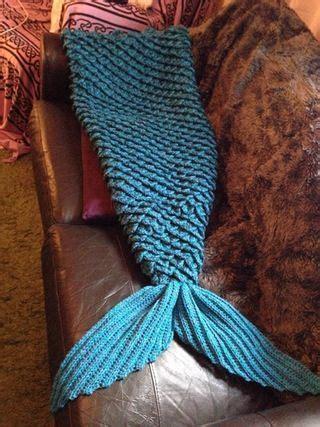 mermaid knitting pattern mermaid quot blanket quot knitting mermaid