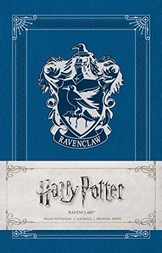 harry potter hufflepuff ruled notebook books harry potter ravenclaw ruled notebook
