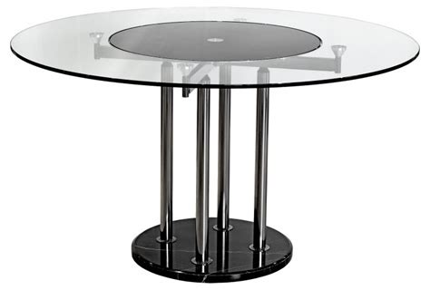 Dining Table With Lazy Susan Lazy Susan Dining Table