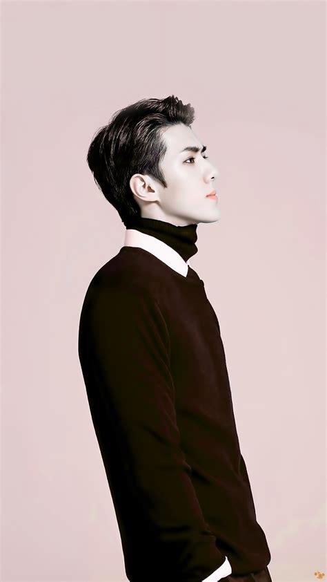 exo winter photo exo kai for december issue of dazed kpopmap