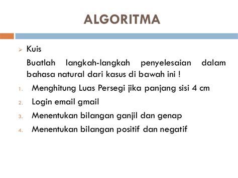 Belajar Pemrograman Fortran Cd pertemuan 1 algoritma pemrograman dan flowchart