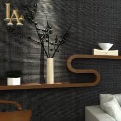 Removable Grasscloth Wallpaper aliexpress com buy european minimalist modern black and