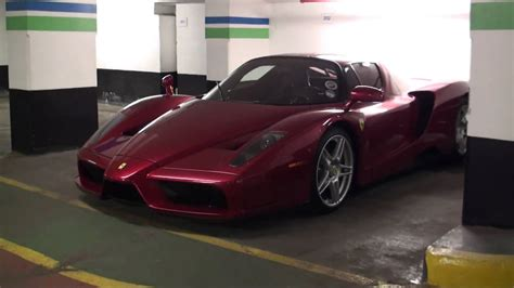 Red Ferrari Enzo by Pin Red Ferrari Enzo Car Wallpaper Hd Yellow On Pinterest