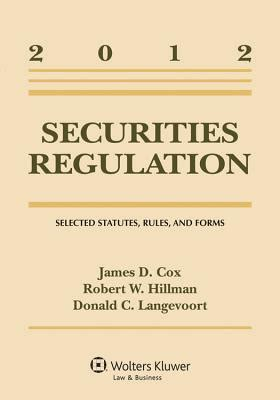 federal securities laws selected statutes and forms books securities regulation selected statutes and forms