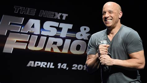 fast and furious 8 release date in south africa vin diesel announces fast and furious 8 release date youtube