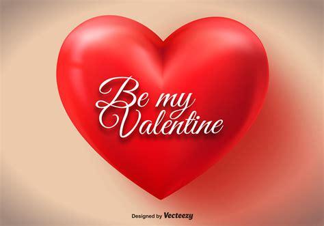 big for valentines big vector free vector