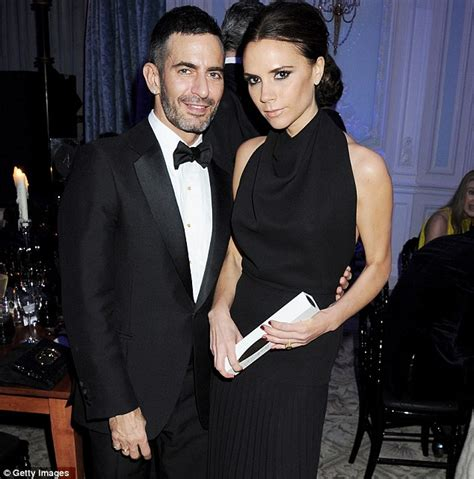 Beckham And Marc Handbags by Marc Reveals How He Bonded With Posh Spice