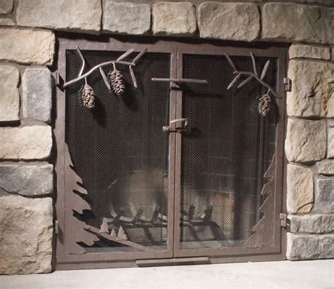 fireplace curtain home depot fireplace curtain screens best home design 2018