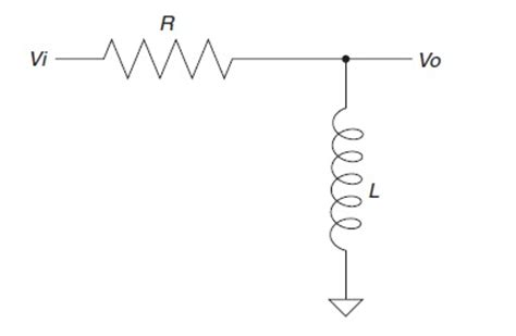 high pass rl filter may 2012 electrical engineering design and tutorial resources