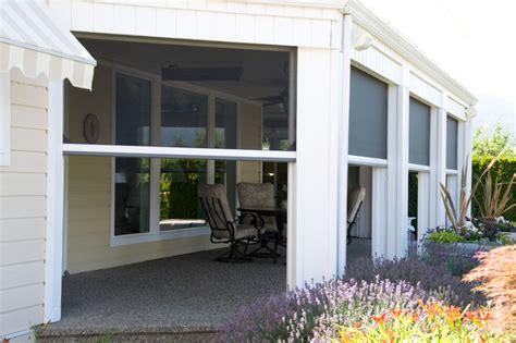 Patio Doors Kelowna Bc Retractable Screens Help Bring The Outside In Kelowna Bc