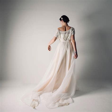 Organza Silk silk organza wedding skirt bridal separates by larimeloom