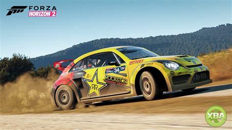 Forza Horizon 2 Rally Autos by Forza Horizon 2 S Rockstar Energy Car Pack Includes