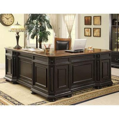 riverside allegro l desk and best 25 executive office decor ideas on