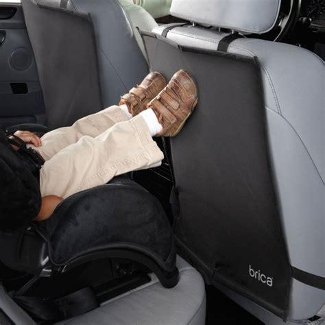 car seat kick mat kick mats by brica 187 petagadget