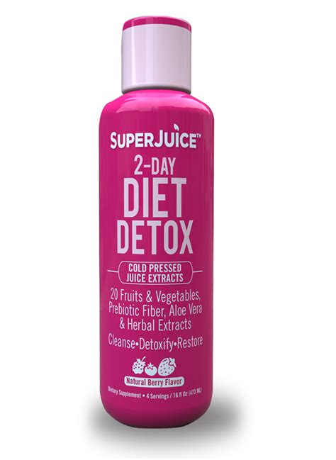 2 Day Detox Liquid Diet by Doctor S Select Nutraceuticals Weight Loss 4 Tablets