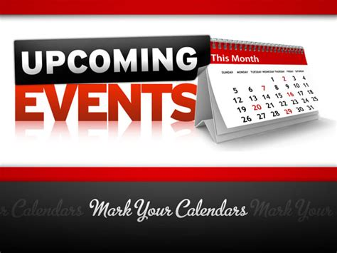 Calendar Update Event Let S Stop Announcements During Church Services