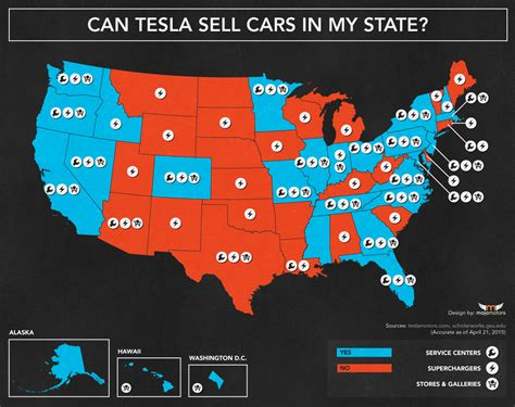 How Many Teslas Been Sold Where Can Tesla Legally Sell Cars Directly To You State