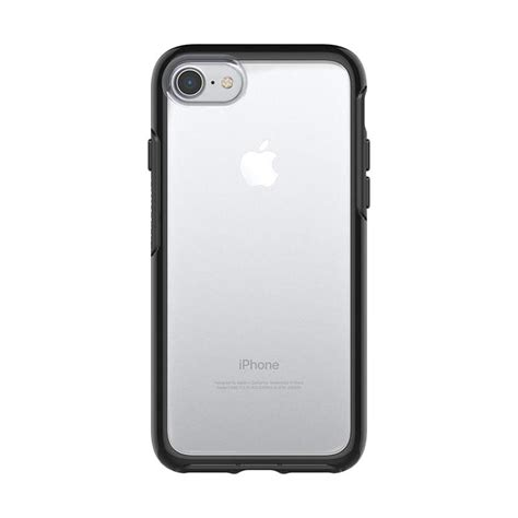 Otterbox Symmetry Black Clear For Iphone 6s6 Original Asli jual otterbox for iphone 6 6s plus symmetry series clear black harga kualitas