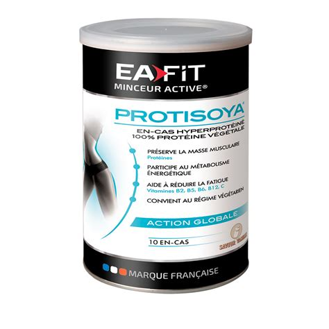 Ea Fitness ea fit protisoya prot 233 ines musculation fr