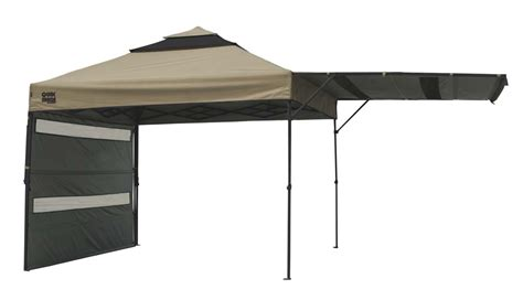 Canopy With Awning by Quik Shade Summit S233 Instant Canopy Tent With