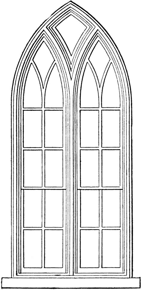 clipart windows window frame clipart