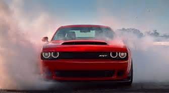 2017 new york the dodge challenger srt unleashed