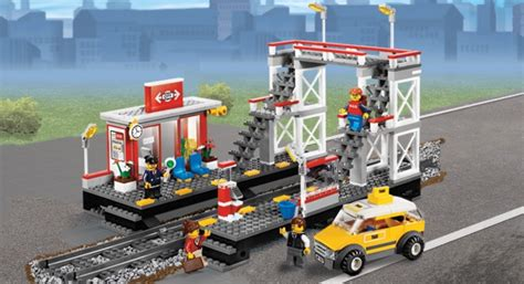 Lego 7937 City Station lego 7937 treinstation