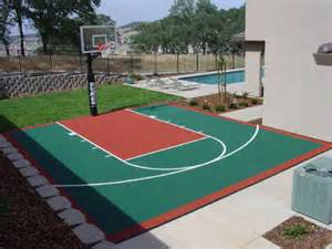 Backyard courts photos backyard court3 jpg