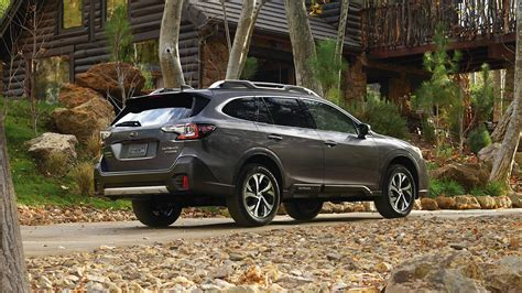 All New Subaru Outback 2020 by All New 2020 Subaru Outback Screen Big Safety 260