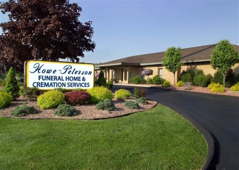 howe peterson funeral home cremation services