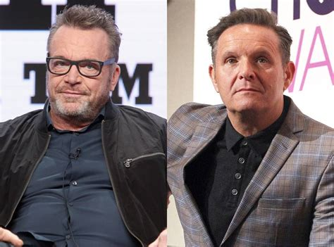tom arnold uk tom arnold and mark burnett fight at a pre emmys party e