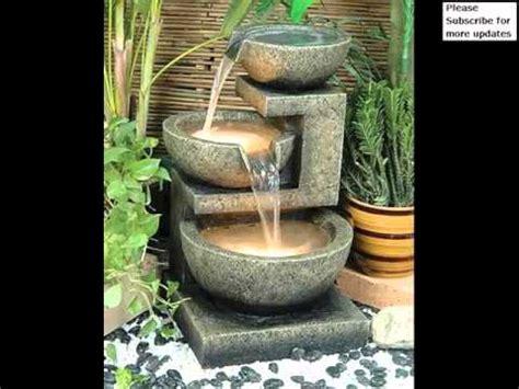 fountain  home garden fountains outdoor decor